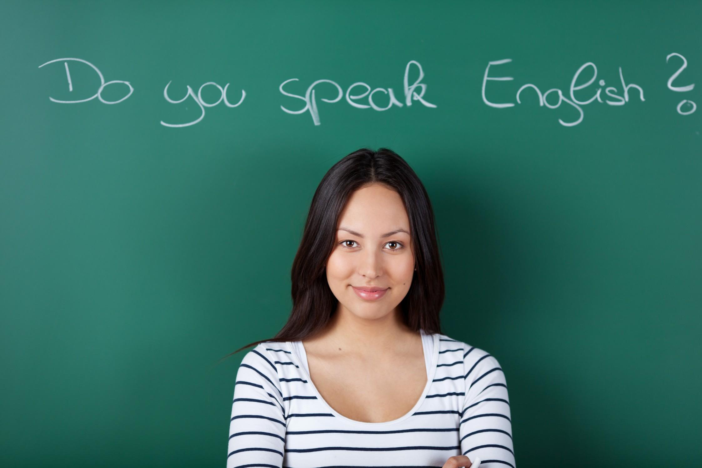 How to speak fluently in English