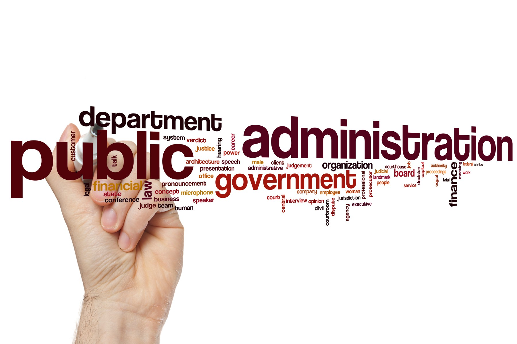 Exciting career options in public administration
